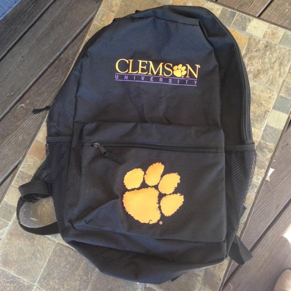 9b93ffd3a1c Bags   Clemson Book Bag   Poshmark